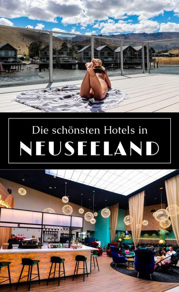 Neuseeland - Die schönsten Hotels & Unterkünfte!