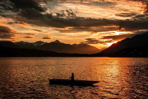 Millstättersee - Der schönste Sonnenuntergang in Kärnten