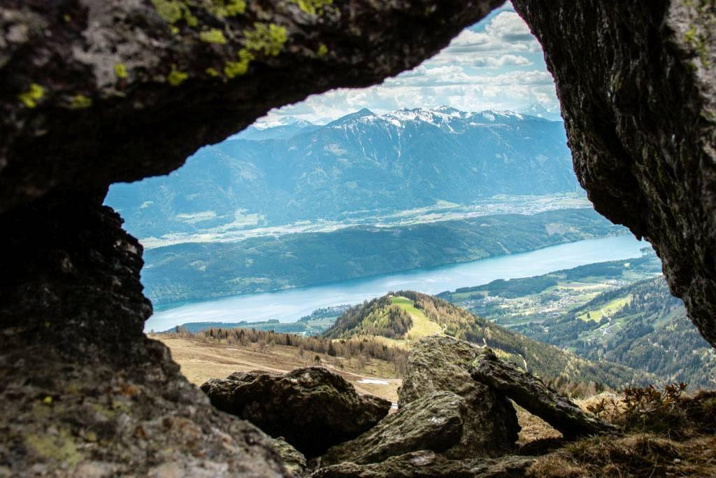Millstättersee - Wandern am schönsten See in Kärnten