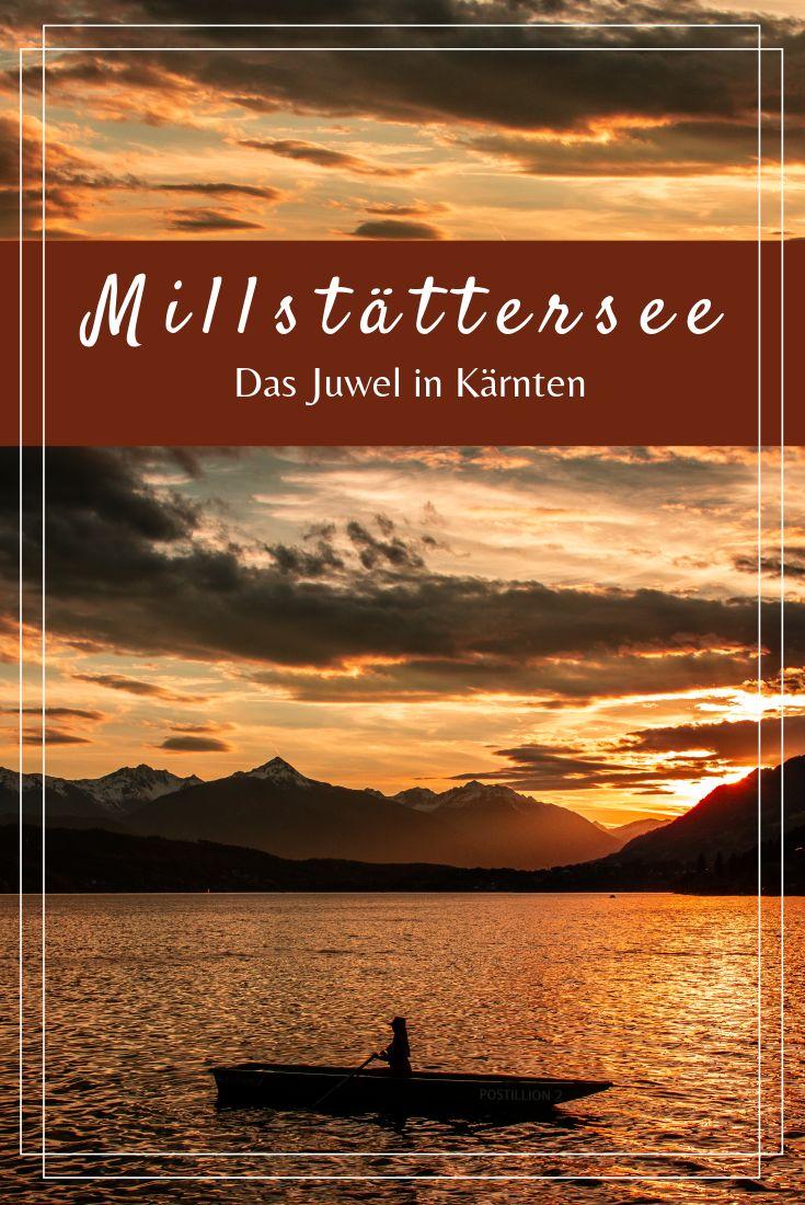 Millstättersee - Das Juwel in Kärnten, Österreich