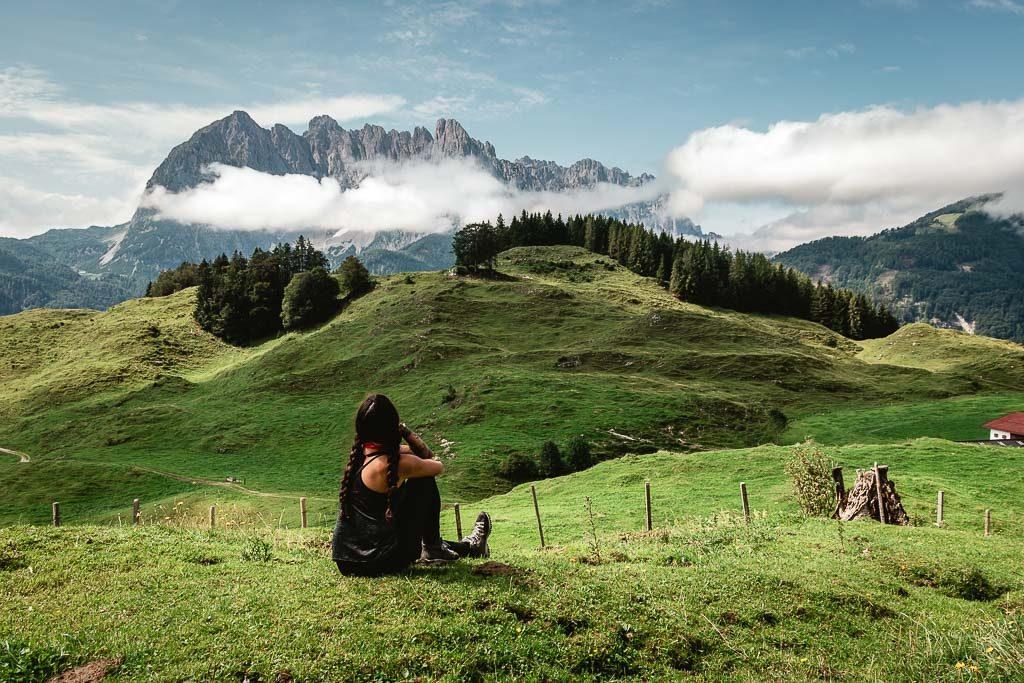 Koasa Trail in Tirol - Der schönste Weitwanderweg in St. Johann in Tirol