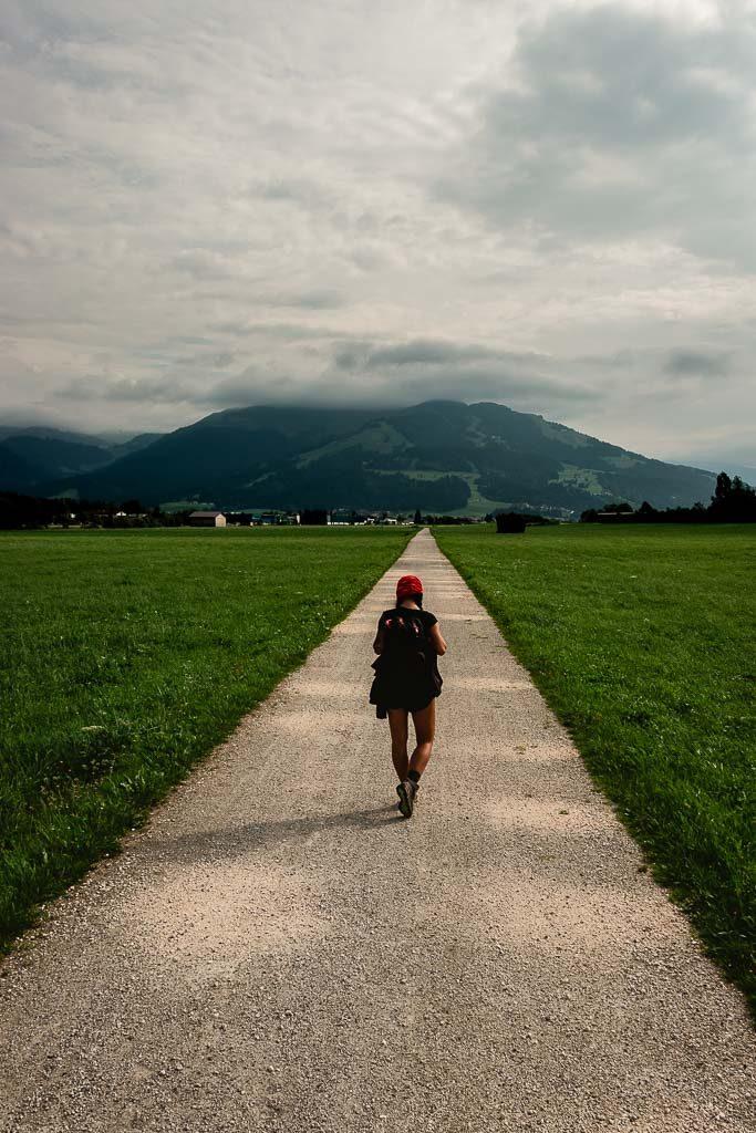 Rund um den Wilden Kaiser - Ein Weitwanderweg mit den schönsten Etappen in Tirol