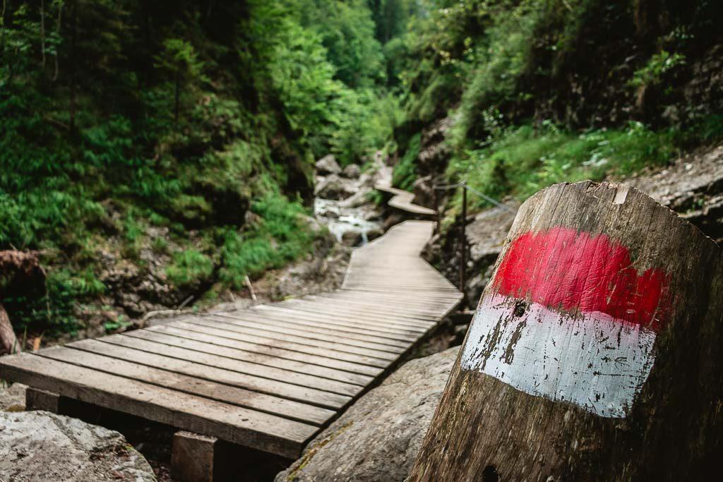 Rund um den Wilden Kaiser - Der schönste Wanderweg in Tirol, Österreich