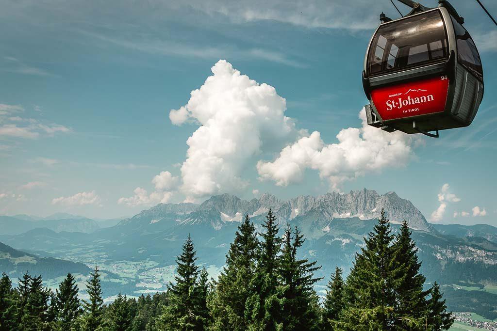 Koasa Trail - Der schönste Wanderweg in Tirol, Österreich