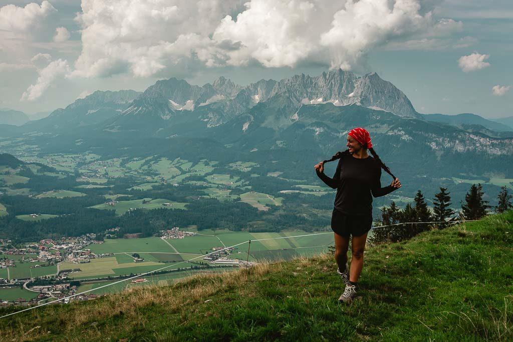 Wilder Kaiser - Wandern rund um den schönsten Berg in Tirol