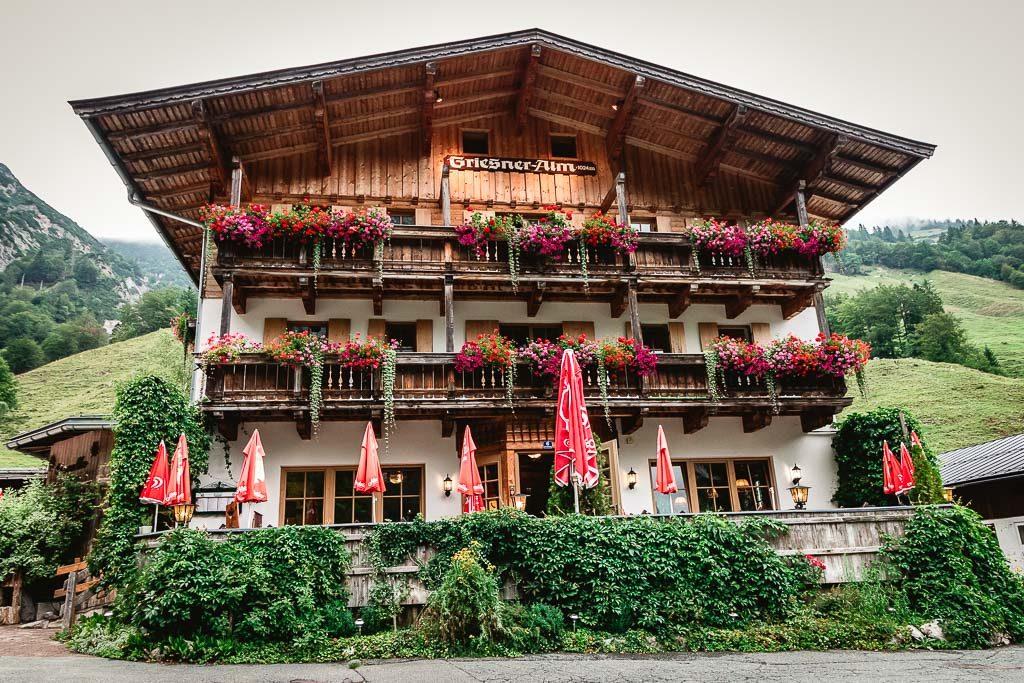 Der schönste Weitwanderweg in Tirol, Österreich