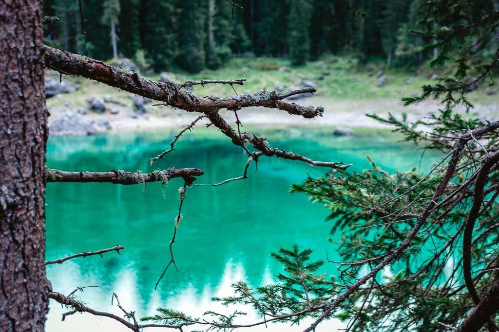 Karer See - Der schönste See in Eggental, Südtirol
