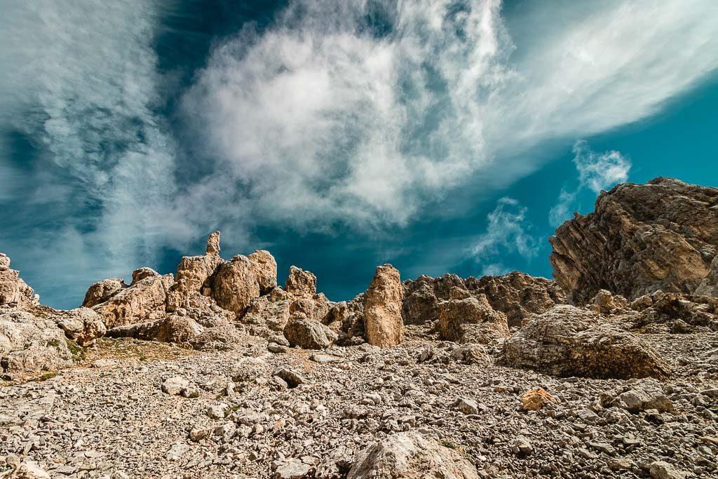 Latemar - Der schönste Wanderweg in Südtirol