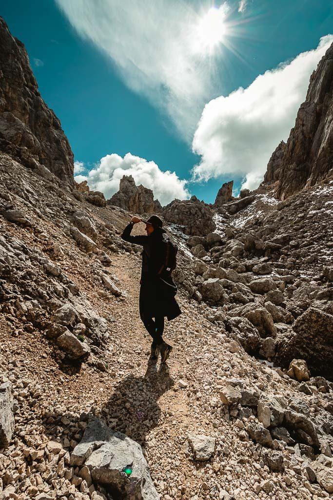 Wandern für Genießer im Eggental in Südtirol