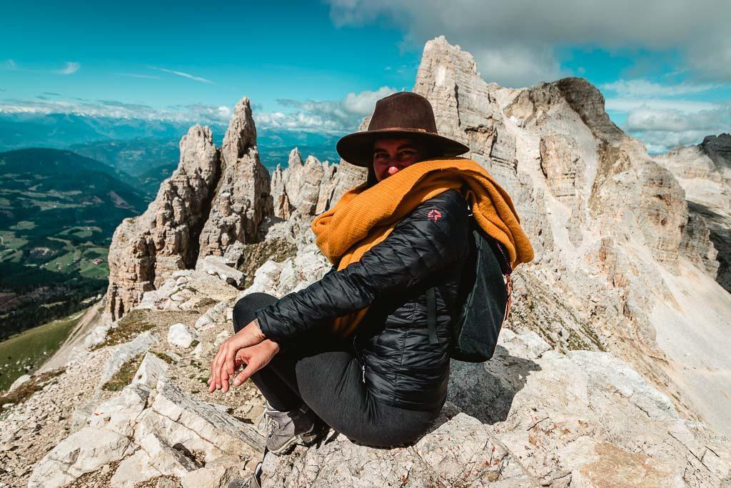 Wanderung im Latemarium - Eggental die schönste Ferienregion in Südtirol