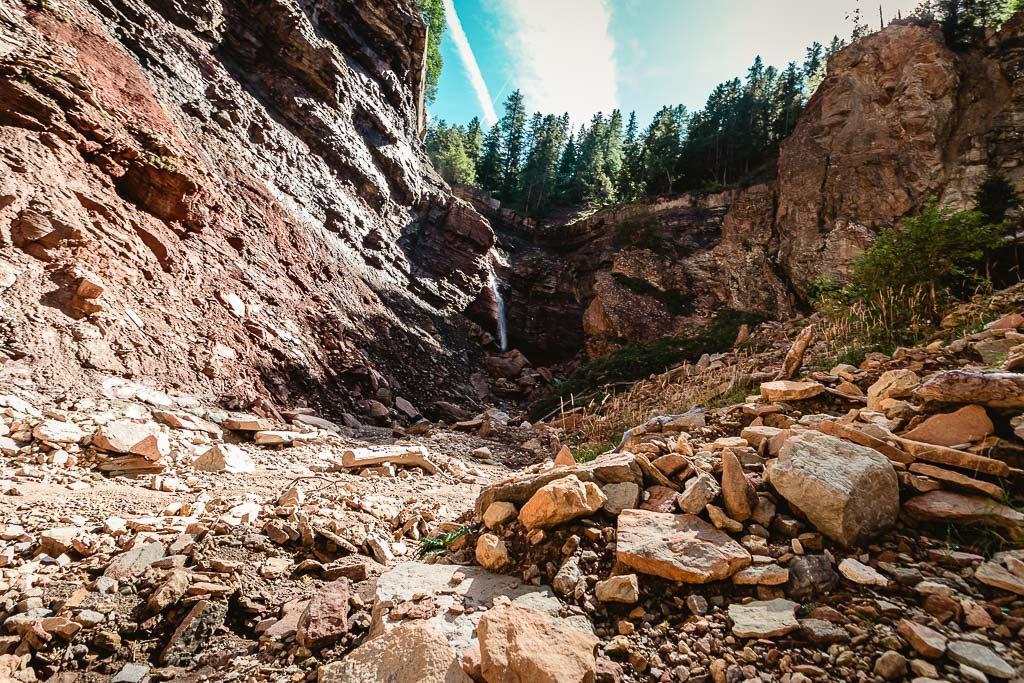 Der Canyon von Südtirol - Blettbachschlucht das schönste Ausflugsziel im Eggental