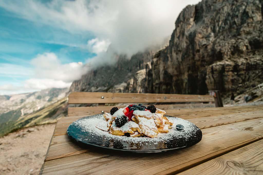 Kölner Hütte im Rosengarten - Die schönsten Wanderungen im Eggental, Südtirol