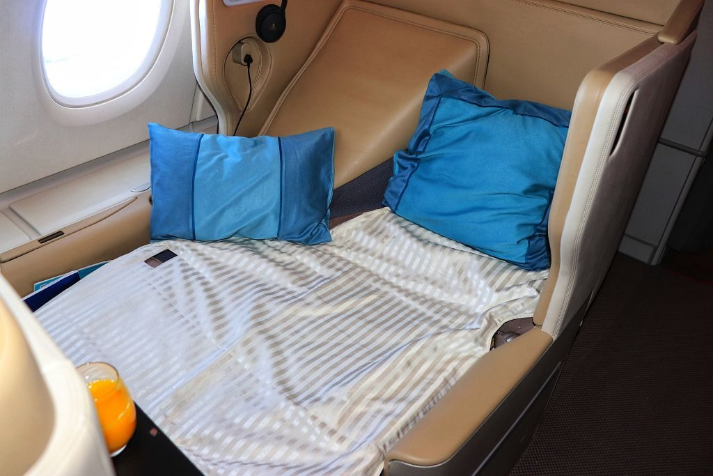 Review - Singapore Airlines Business Class