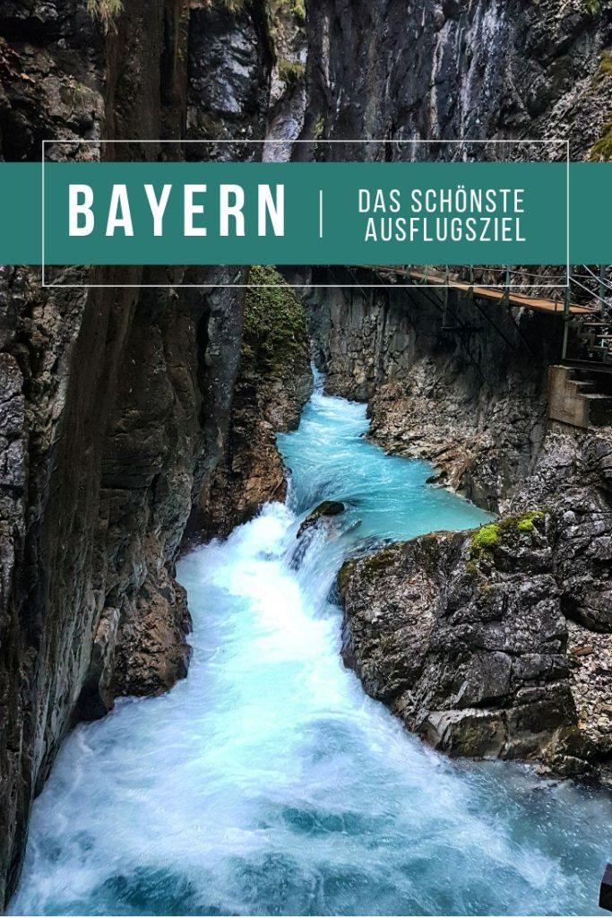 Leutaschklamm in Bayern & Tirol - Salty toes Reiseblog