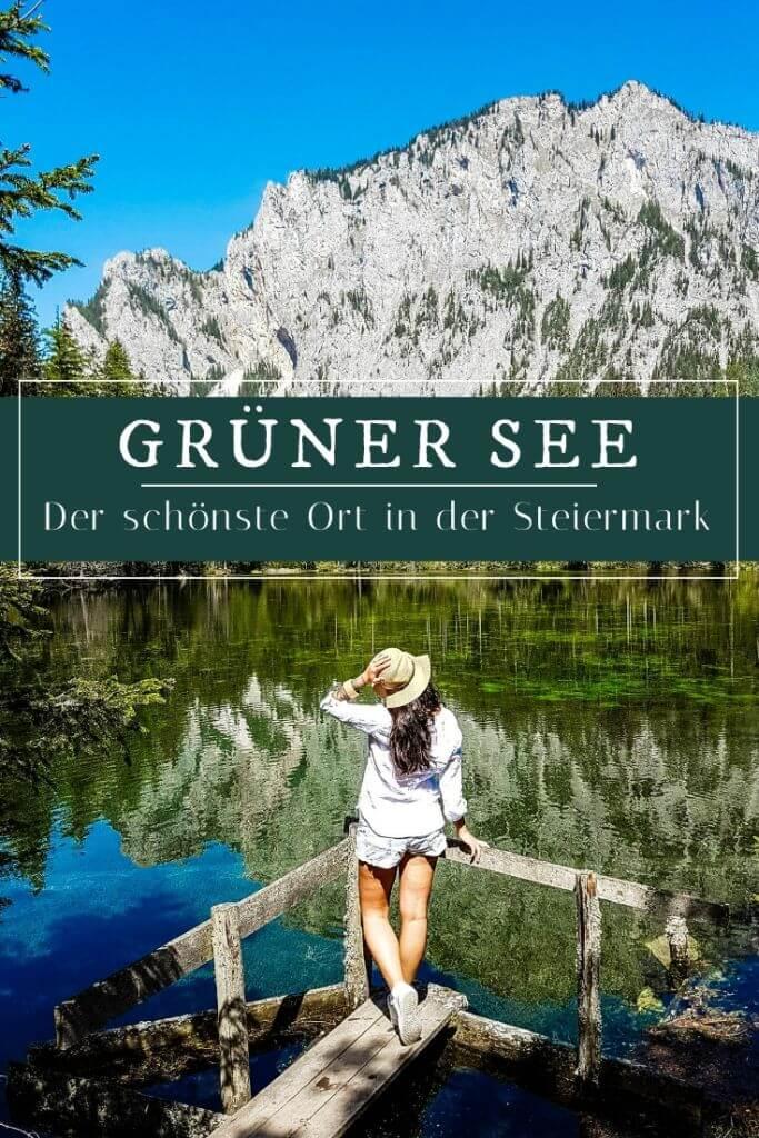 Grüner See - Das schönste Ausflugsziel in der Steiermark
