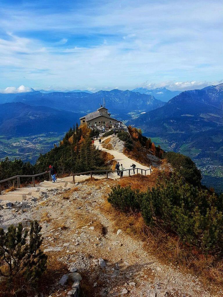 Kehlsteinhaus in Deutschland - Ein Ausflugsziel für alle die Wandern & die Natur lieben!
