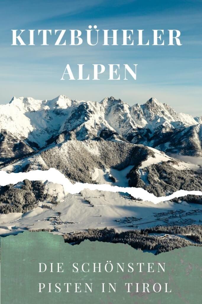Kitzbüheler Alpen - Die schönsten SKI-Pisten für Genießer!