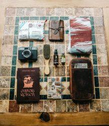 Handgepäck Pakcliste - Salty toes Reiseblog