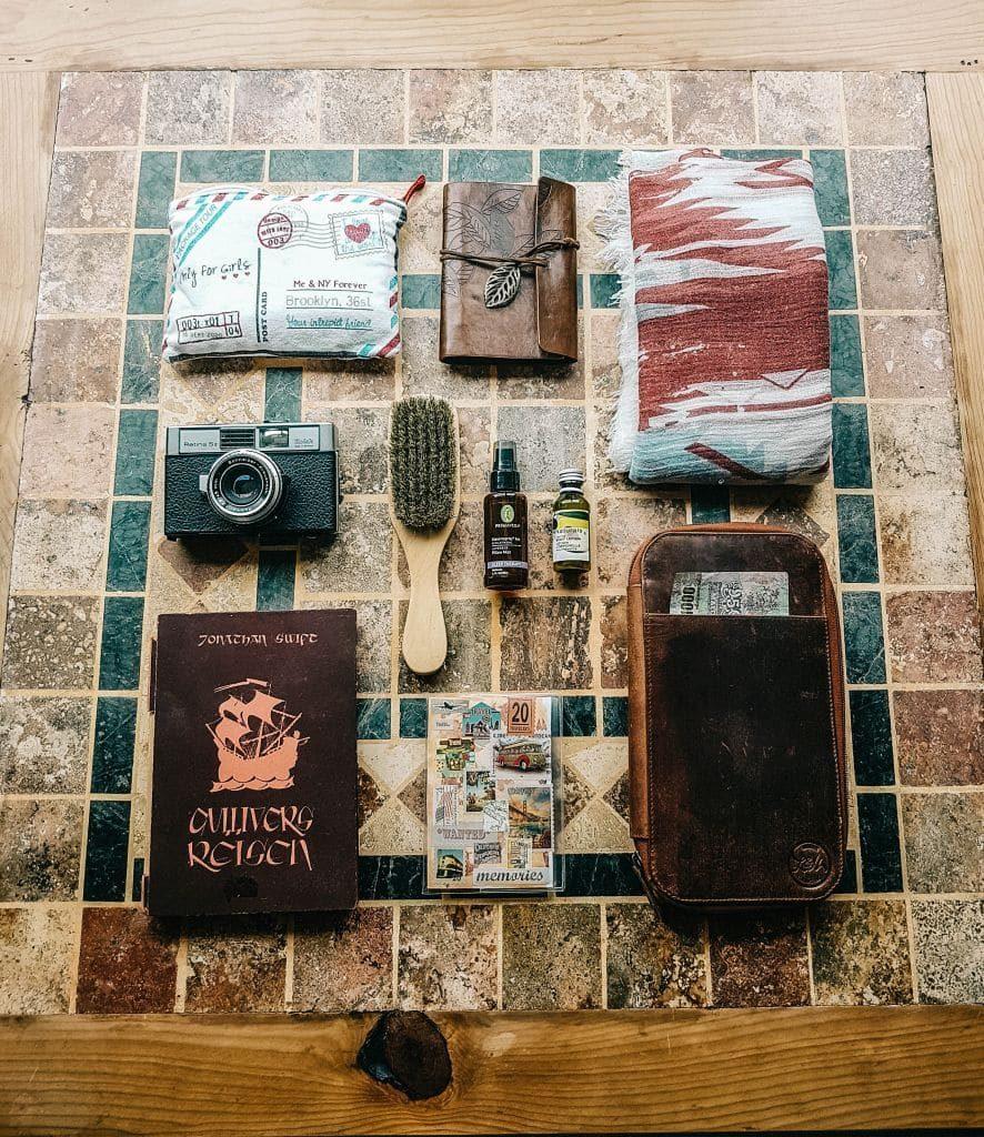 Die beste Packliste für dein Handgepäck!