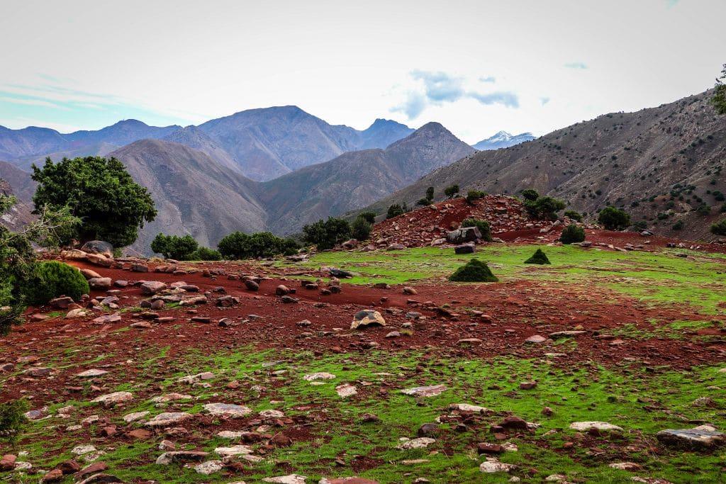 Marokko Wandern Im Wunderschönen Atlasgebirge Salty Toes