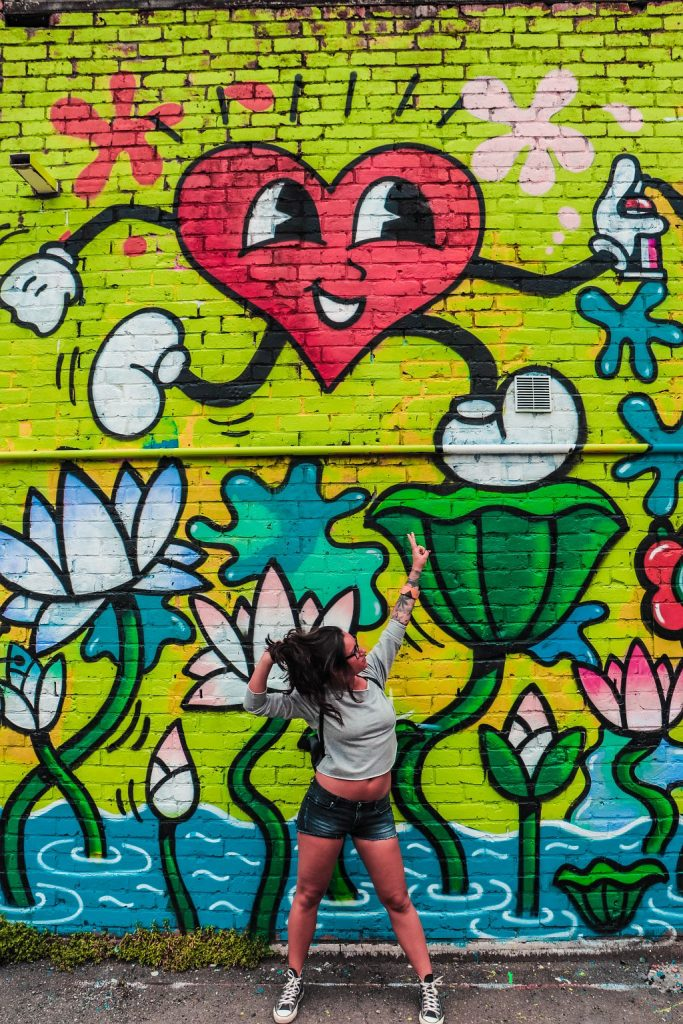 Neuseeland - Street Art - Salty toes Reiseblog