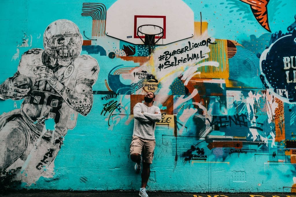 Die schönsten Street Art Orte in Neuseeland!