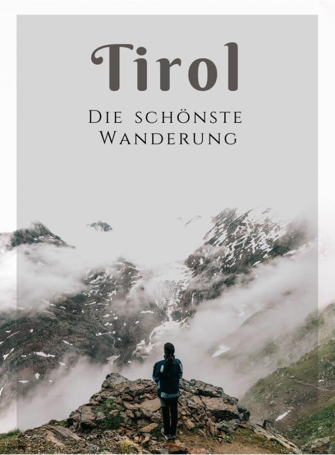 Wandern in Obergurgl, Tirol