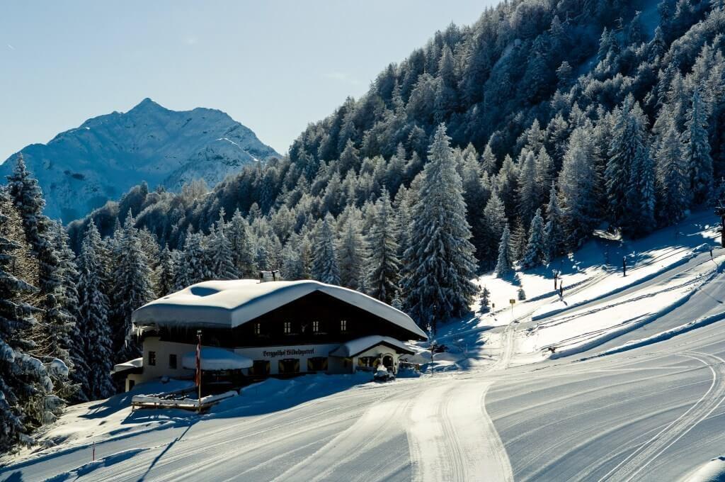 Kitzbüheler Alpen - Die schönsten Ski -Pisten für Genießer!