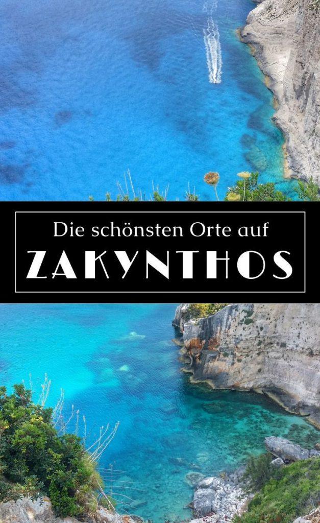 Zakynthos - Die schönsten (Geheim-) Strände & Tipps für deinen nächsten Urlaub!